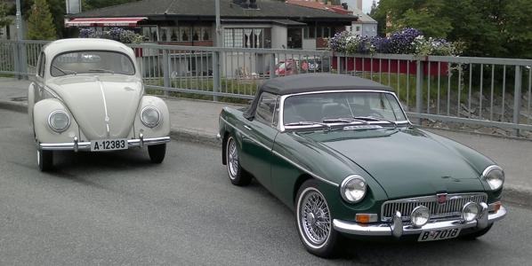 Volkswagen og MG