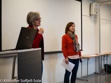 Onsdag 3. April hadde vi besøk av MS sykepleier Anne Britt som informerte oss om nye tilbud fra Haukeland og hva de tenker om dette. Etter det fikk vi besøk av Bente Skog, Sosionom fra MS Forbundet, Som snakket om arbeid, rettigheter og uføretrygd.