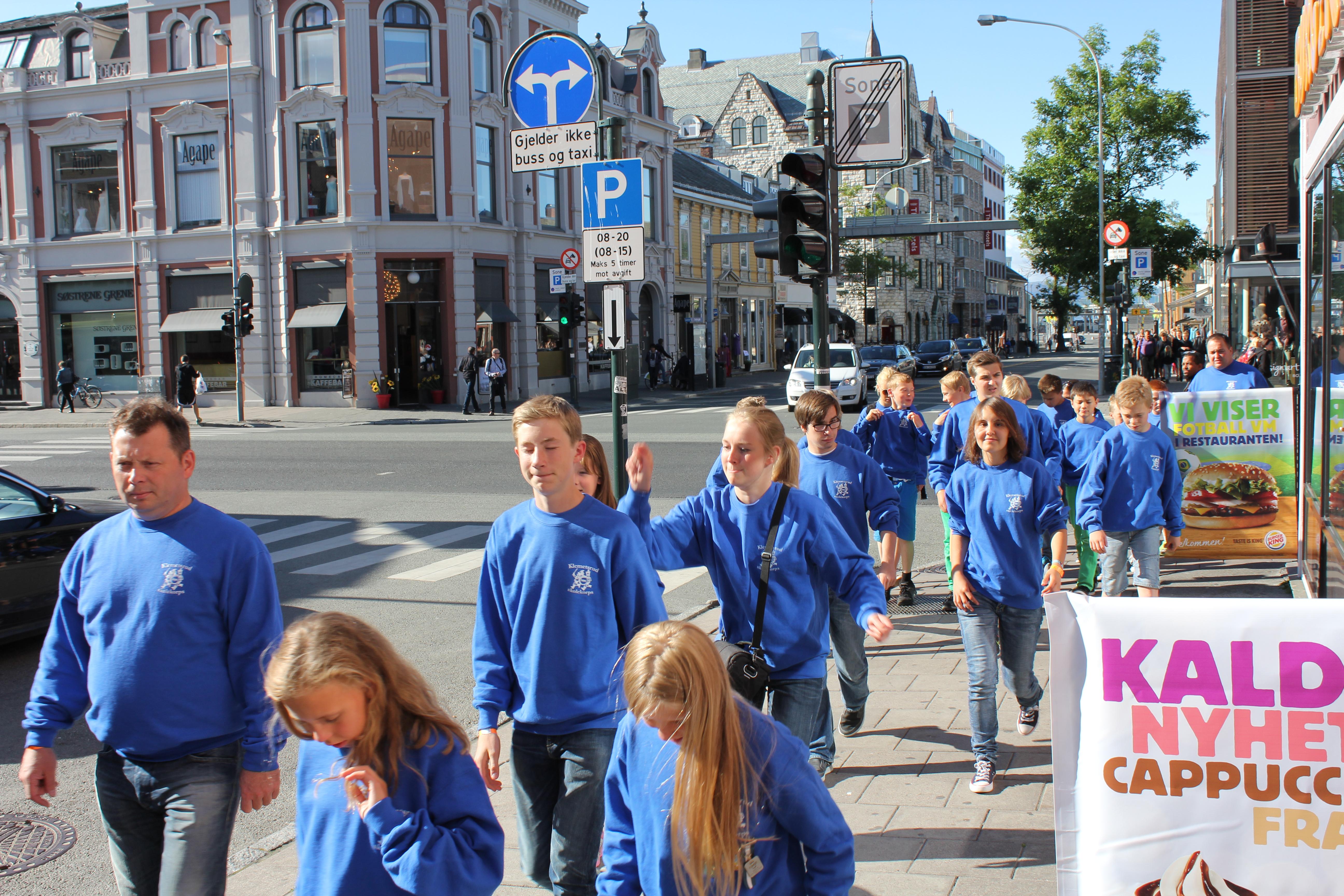 Landsfestivalen i Trondheim 26-30 juni 2014