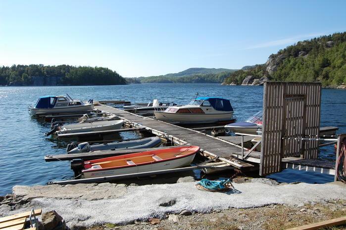 Skjold Båtforening med ny hjemmeside