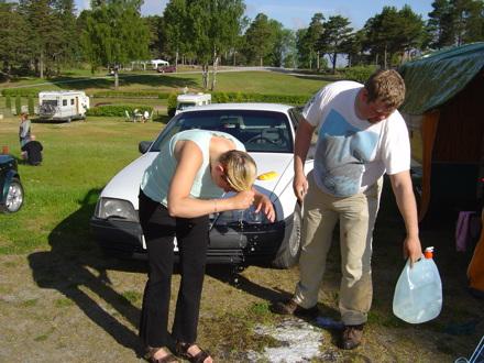 Sommertreff Halden, 4-6 juni 2004