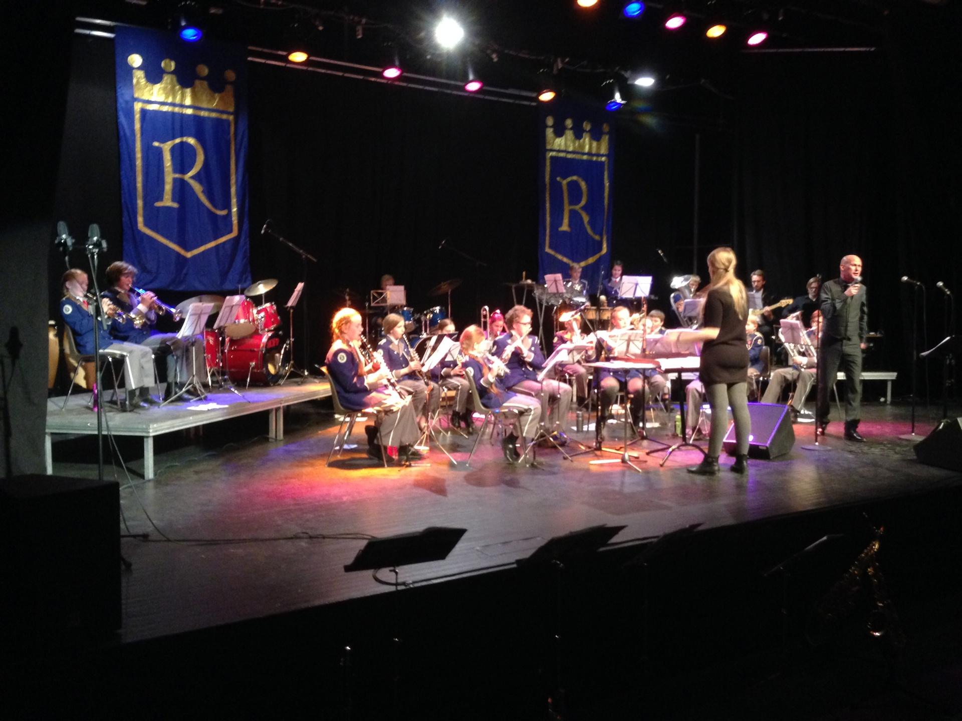 Royals - vårkonsert i Kulturhuset