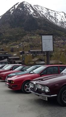 Foto: ERIK RYDSTRÖM, MAI MASUHR og ANDERS GJERSØE. Fra Alfanytt #3/2016 – magasin for Klubb Alfa Romeo Norge. Gjenbruk er kun tillatt med Alfanytt-redaktørens skriftlige samtykke.
