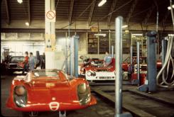 Foto: ROBERT LITTLE (www.AutodeltaGoldenYears.com). Fra Alfanytt – magasin for Klubb Alfa Romeo Norge. Gjenbruk er kun tillatt med Alfanytt-redaktørens skriftlige samtykke.