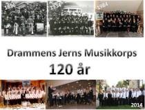 Støperimusikken i 120 år
