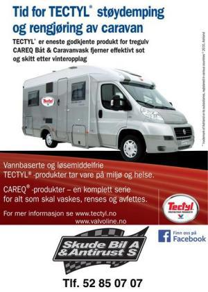 Skude Bil & Antirust AS