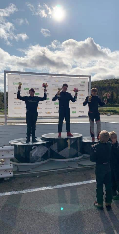 5. NM Runde i Crosskart 2019