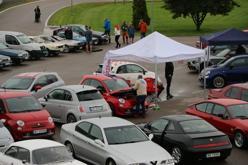 Foto: LESLIE GAYES og NILS-OLAV SKEIE. Fra Alfanytt #4/2017 – magasin for Klubb Alfa Romeo Norge. Gjenbruk er kun tillatt med Alfanytt-redaktørens skriftlige samtykke.