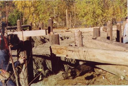 003 Grunnarbeid naustet 2003.jpg
