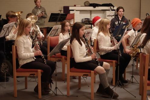 Julekonsert i Skøyen kirke, 14. desember 2019