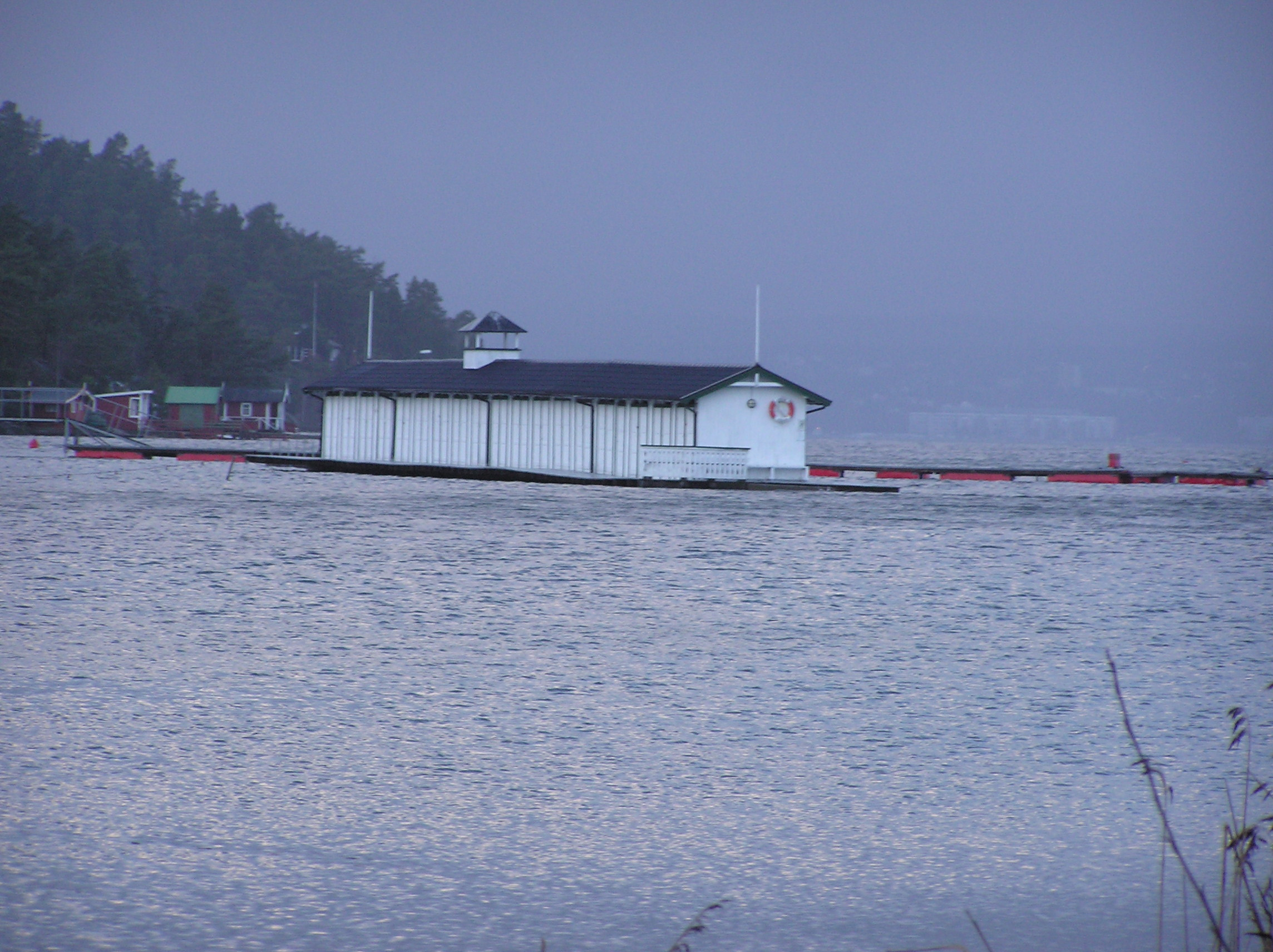 Høyvann Januar 2005