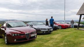 Foto: DANIEL WIDNES og KAROLINE NORDLI WIK. Fra Alfanytt #4/2019 – magasin for Klubb Alfa Romeo Norge. Gjenbruk er kun tillatt med Alfanytt-redaktørens skriftlige samtykke.