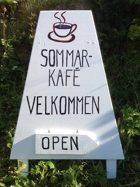 Sommerkafe på Espevær er åpnet for sesongen
