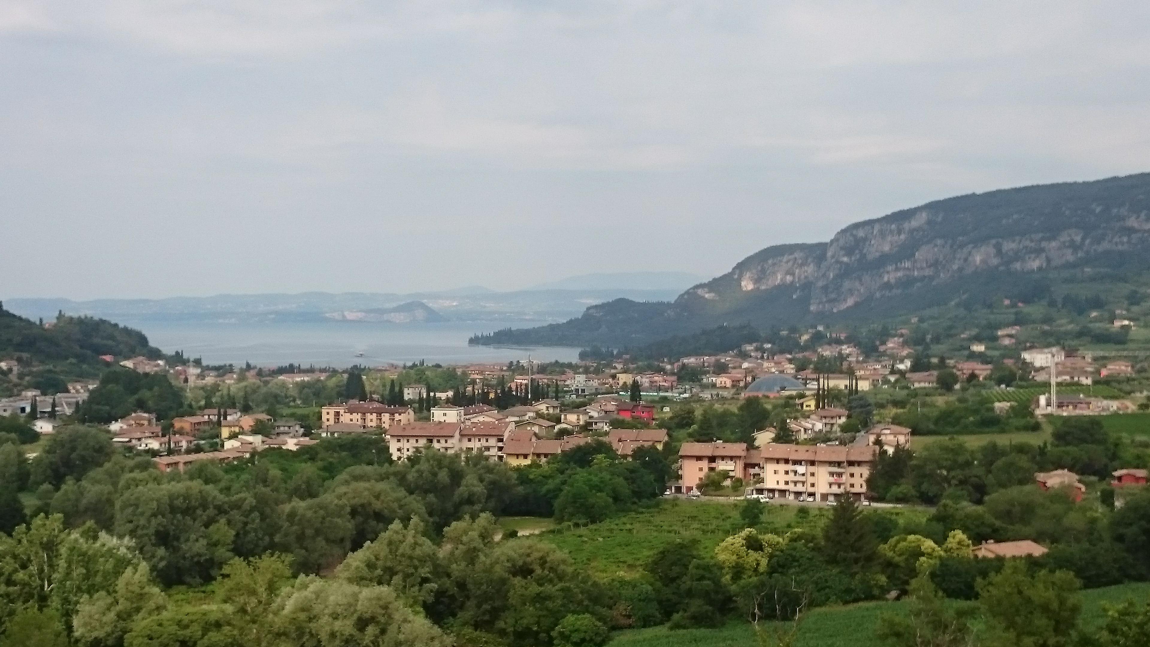 Bilder fra korpsturen 2016 til Gardasjøen, Italia.