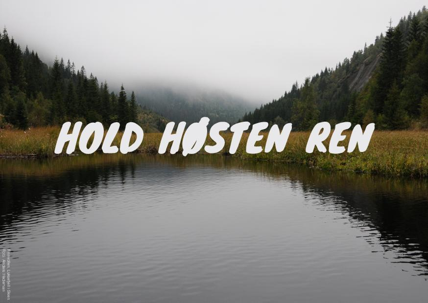 Hold Norge Rent