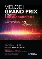 Melodi Grand Prix - Show med Arnestad Skolekorps