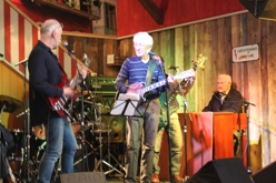 """""""Historic Band Night"""" på Pakkhuset på Årnes 25. januar 2014"""