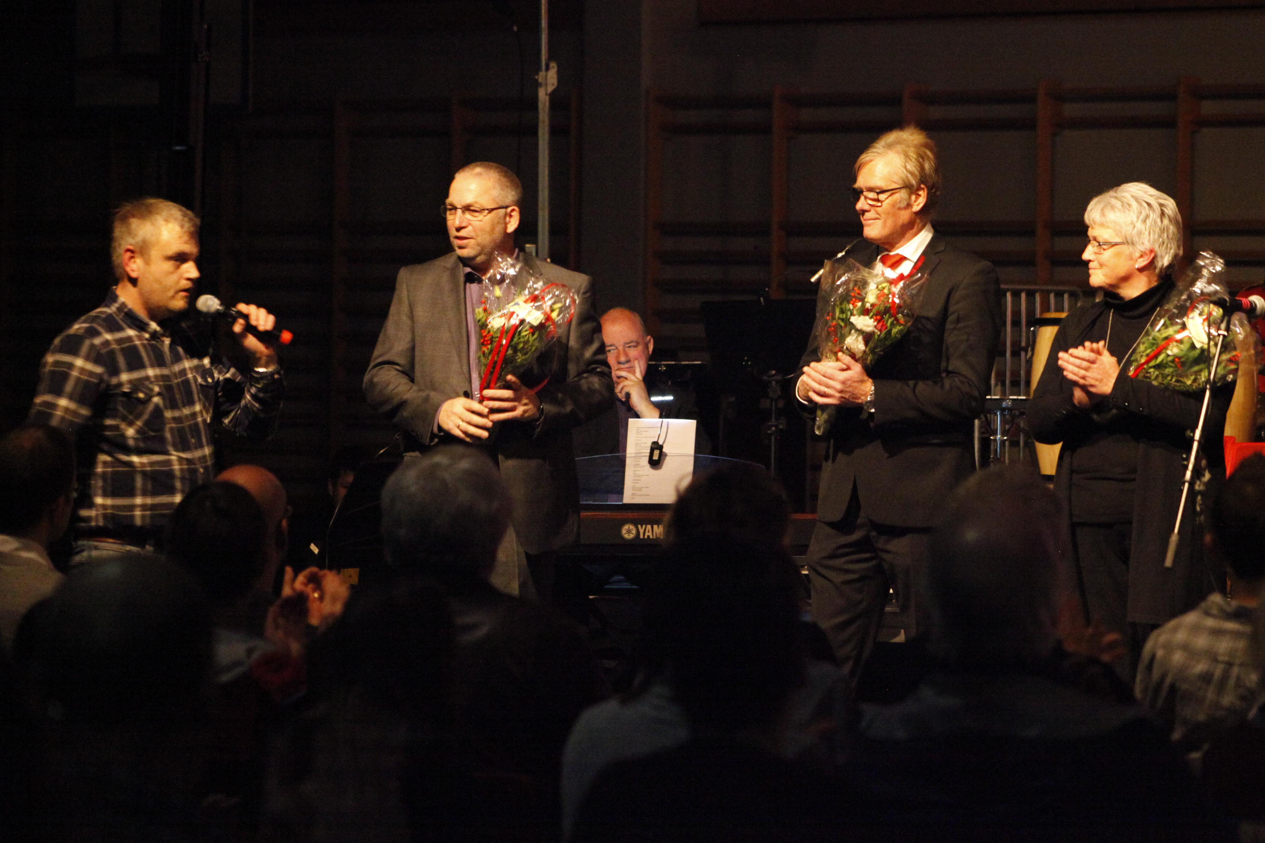 Fredag 9. desember 2016, Lucia - konsert i Klæbuhallen.
