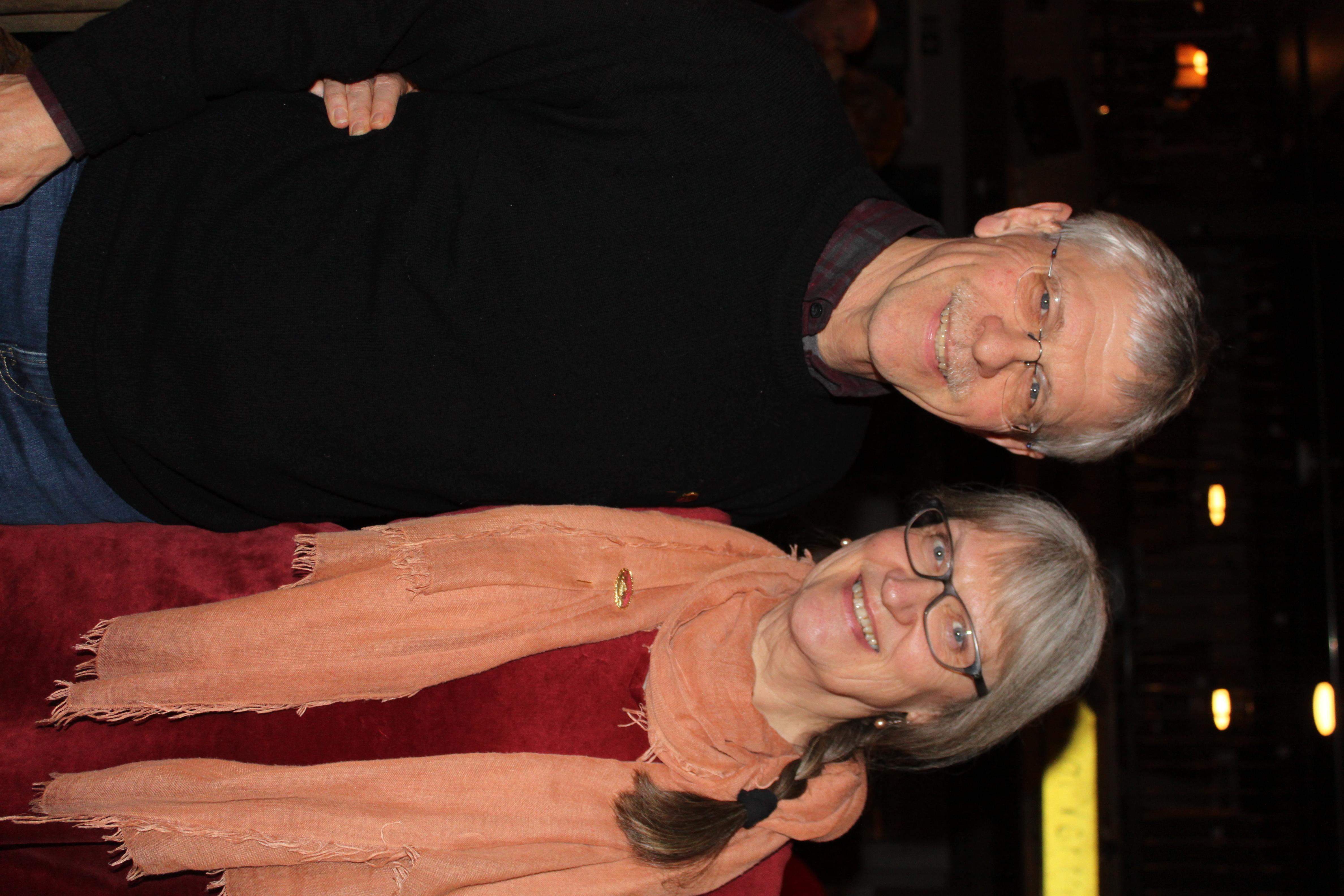 Tom Jøran Bauer og Mari Marstein fikk hederstegn