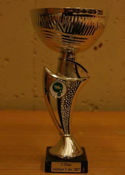 Nordvesten - Pokal