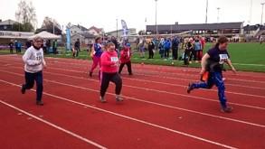 20.5 ble Gjøvik og Totenlekene arrangert på Gjøvik stadion med stor idrettsglede og mange gode resultater