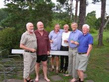 Styreseminar på Grimsøya hos Sturla