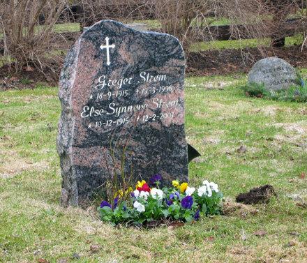 Greger Strøms minneløp 2006 historiske bilder