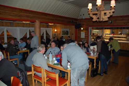 JULEMØTE PÅ TROLLVANN 2007
