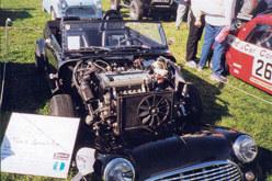 Imm 199, Gaydon England. 13-15 august 1999