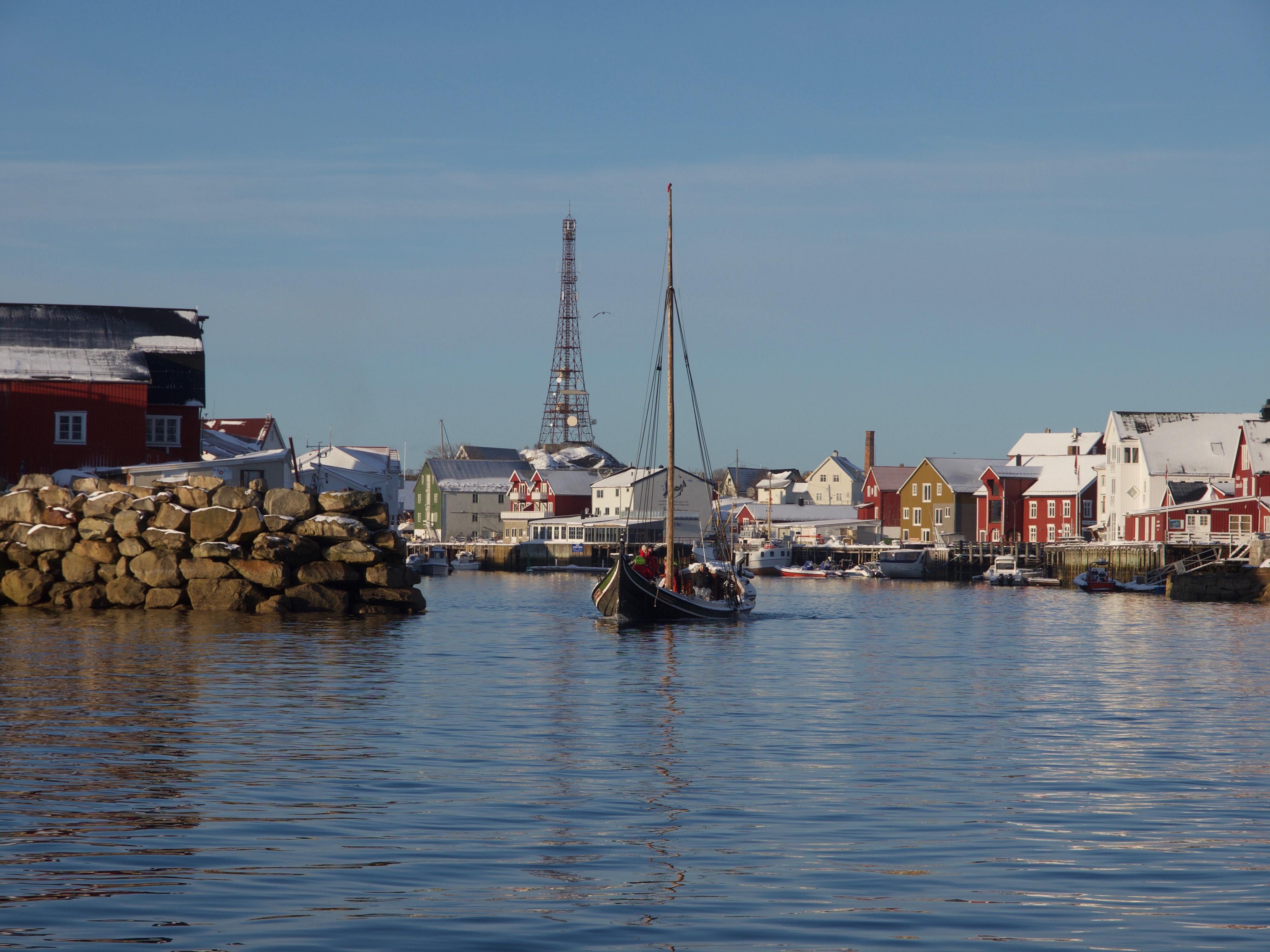 Lofotfiske med Nordlændingen