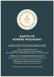 Konkurranseprogram - Mulighetsstudie, Badstu på Nordre Nesodden?