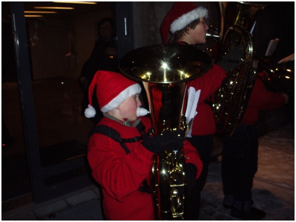 Julegrantening 2008