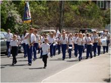 Kretsstevne 1.juni 2008