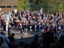 17.mai på Høybråten 2009