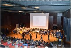 Jubileumskonsert på Rommen Scene 26.mars 2011