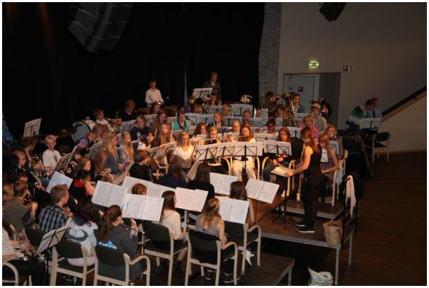 Konsert med Bøler og Nøklevann