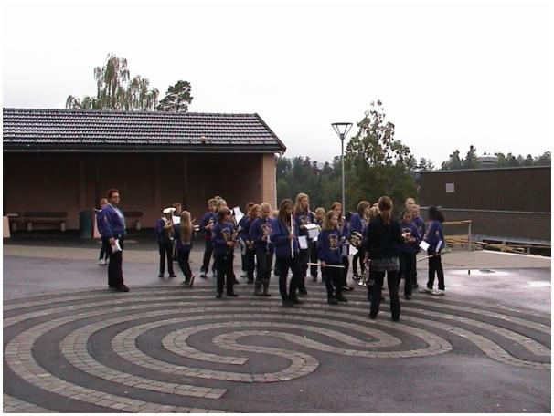 Åpning nye Høybråten Skole 20.september 2008