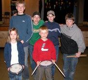 Nye musikanter våren 2004