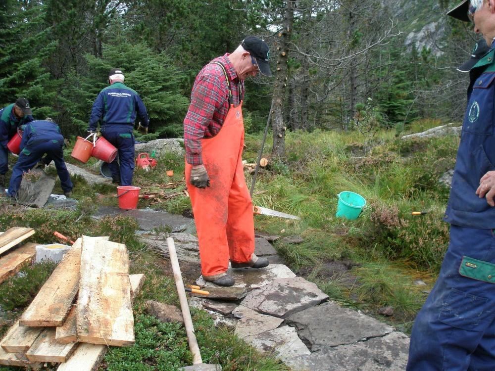 Stien til Fjellhytten 2.sept. - 3.jpg