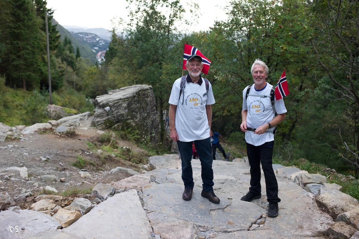 Bilder fra offisiell åpning av Oppstemten tirsdag 18. september 2018 klokken 1800. Fotografer er Øystein Skålevik og Øyvind Øvrebotten.