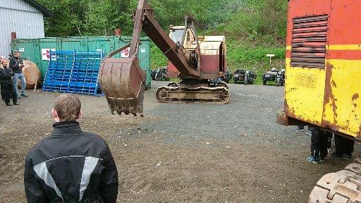 Samling av motorsykler med reversgir, BMW R75 og Zundapp KS750