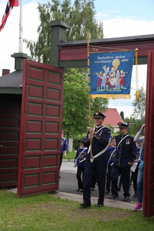 Korpstur Aspiranter Gjøvik 2013