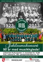 Lillestrøm skolekorps 90 år - jubileumskonsert