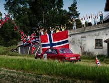 Artikkelbilder for Rally