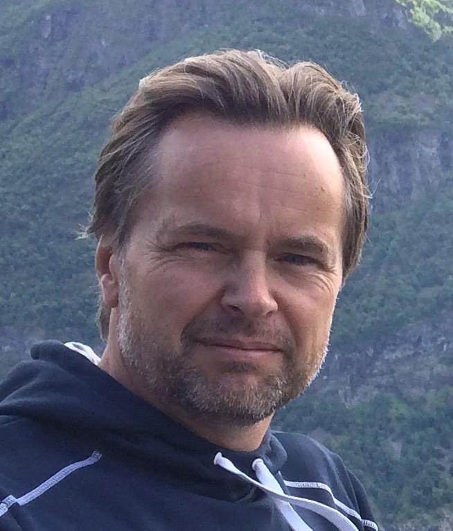 John Bjørn Fossdal style=
