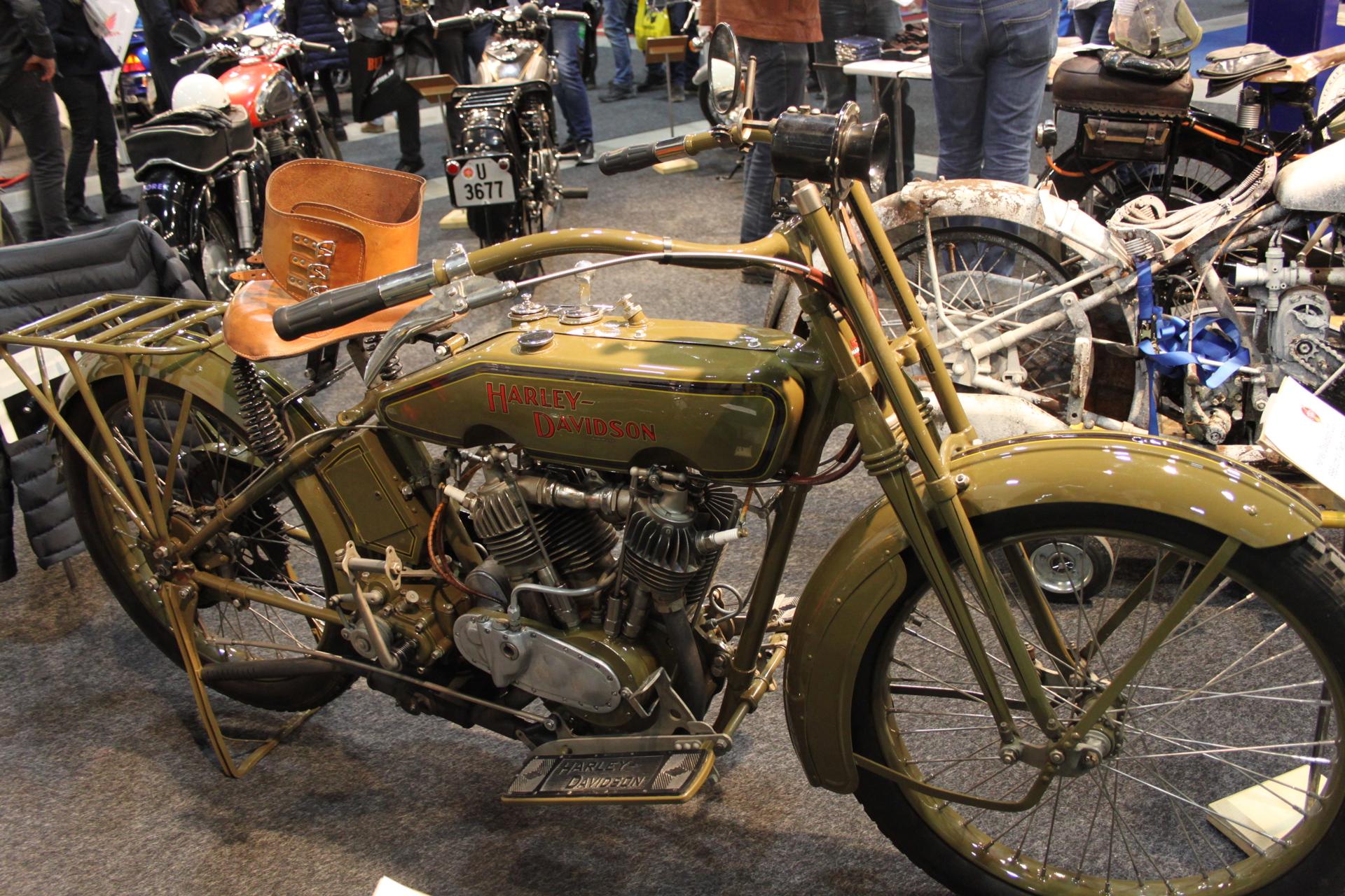 Harley-Davidson mc-messa
