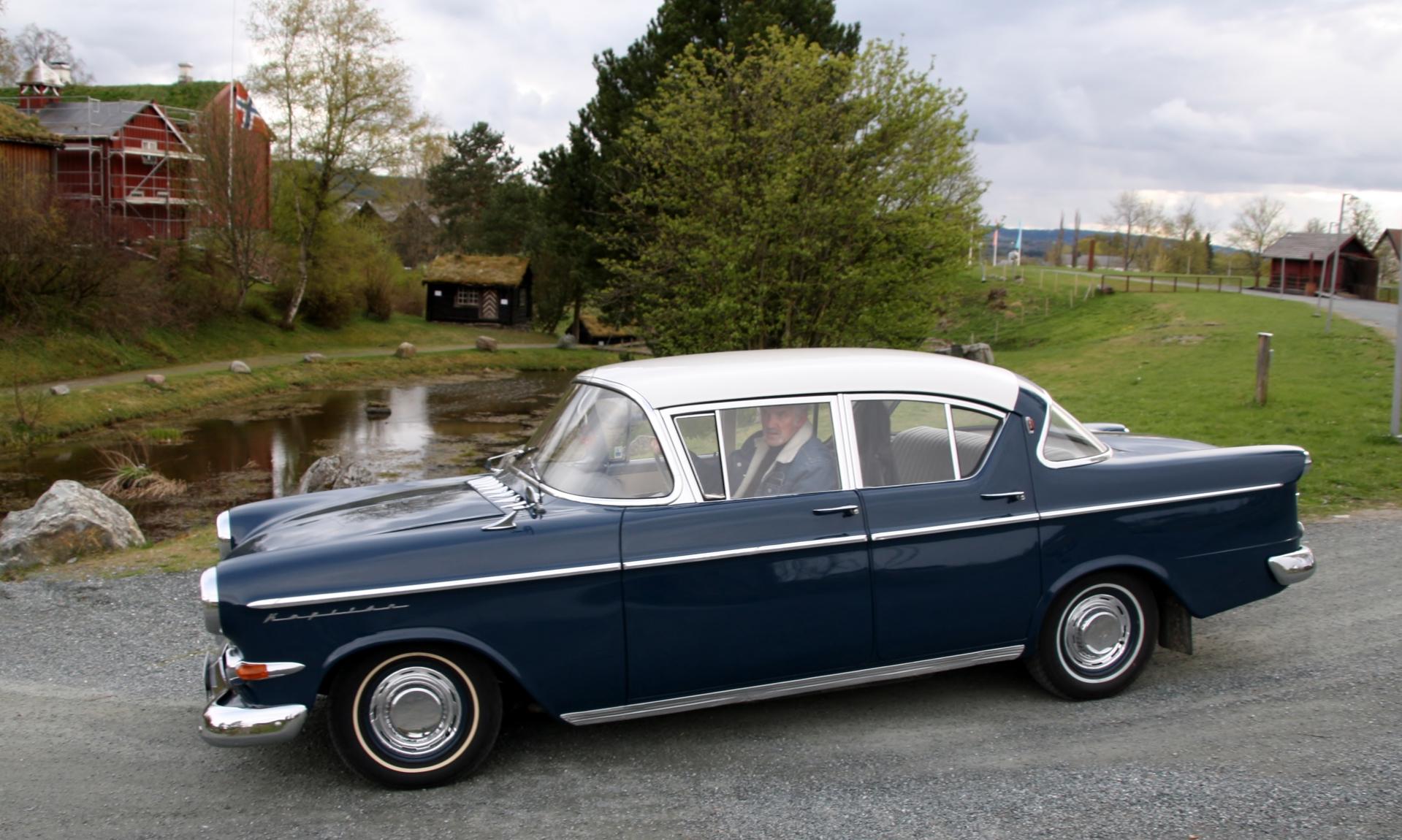 Opel Kaptein
