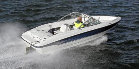 Test av Bayliner 111 GT
