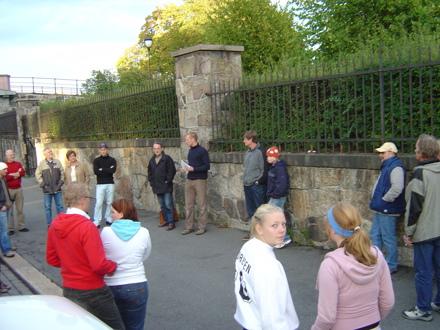 Mini Gjennom Sentrum 22/9/2004