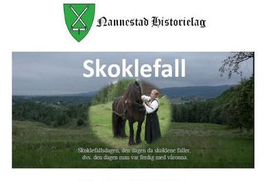 Skoklefallsdagen - Nannestad